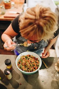 The Sown Life-Curried Quinoa Salad-Eat-960