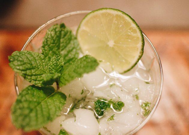 Calypso Mojito Mocktail