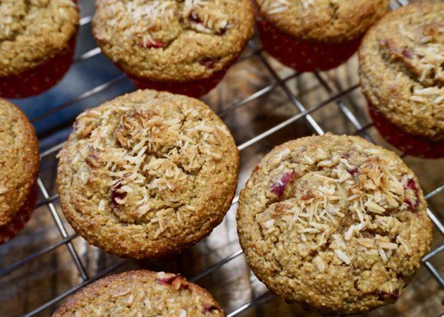 Cranberry Butternut Muffins