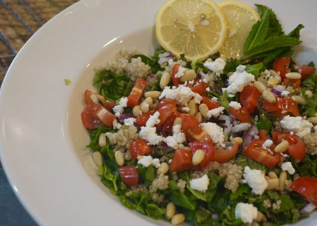 Susan's Tabbouleh Salad
