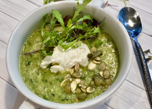 Spring Green Soup