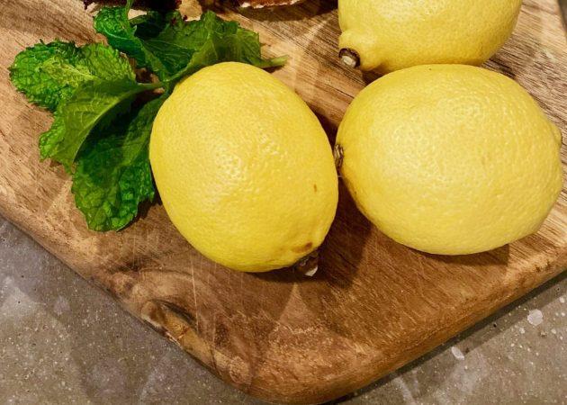 Poppyseed Yogurt Breakfast Bread with a Lemon Drizzle